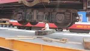 Phụ tùng bánh xe lửa