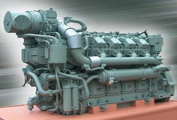 Phụ tùng cho động cơ diesel đầu máy xe lửa